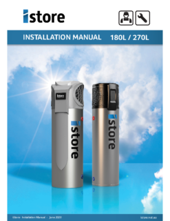 iStore Installation Manual